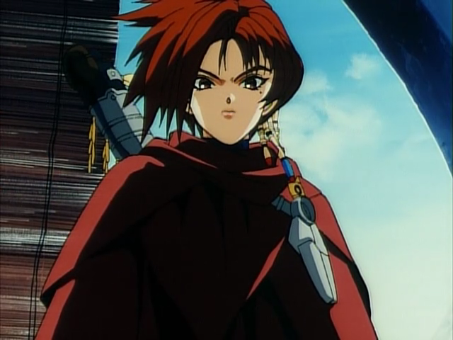 Iria. This is what I call cool female character design.
