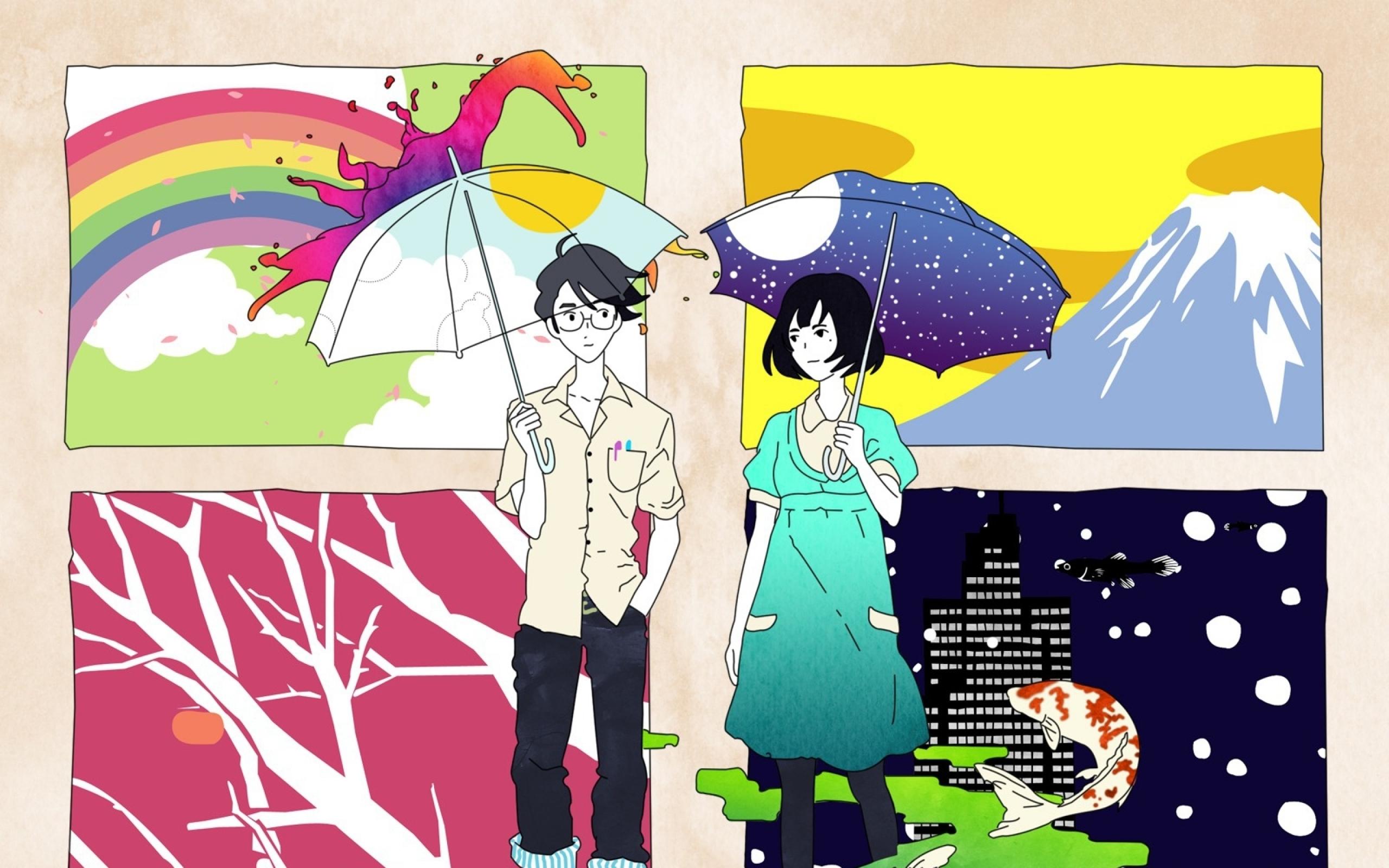 the tatami - Psikolojik Anime Önerileri !! - Figurex Anime Önerileri